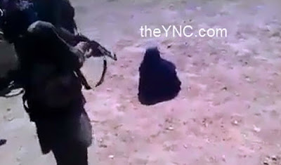 Mujer Asesinada a Metralla