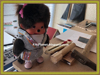 do it yourself diy, tutorial tutorial seau en bois miniature, poupée accessoire, dolls accessories,  handmade, fait main