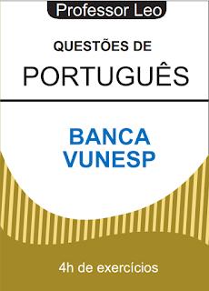 Português para VUNESP