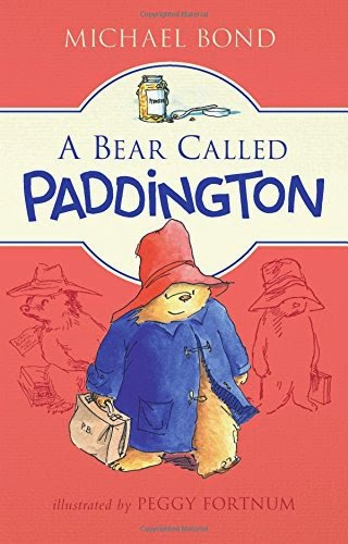 A Bear Called Paddington as part of Chapter Books for Preschoolers List