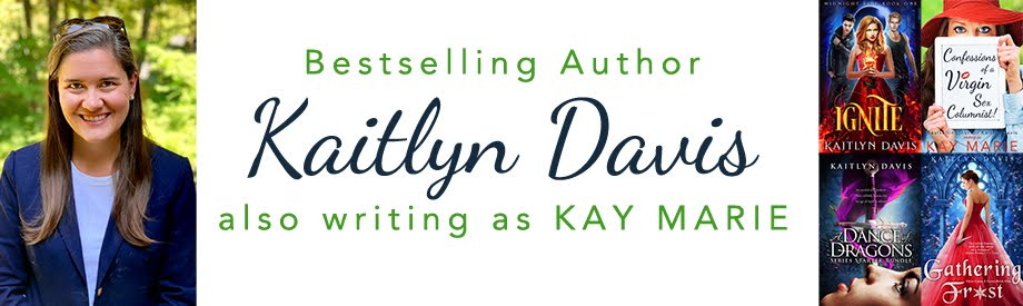 The Official Website of Bestselling Author Kaitlyn Davis (Kay Marie)