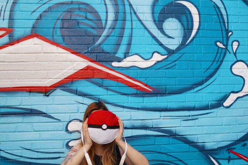 KuneCoco • DIY runde Pokémon-Tasche • Pokémon • #GottaBlogEmAll