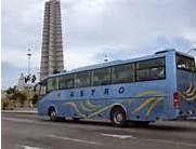 negocio del transporte en Cuba