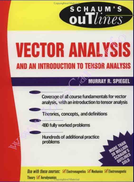 vector analysis spiegel