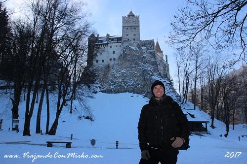Bran castillo de Drácula
