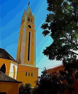 Igreja Matriz São João Batista, em Nova Prata, RS