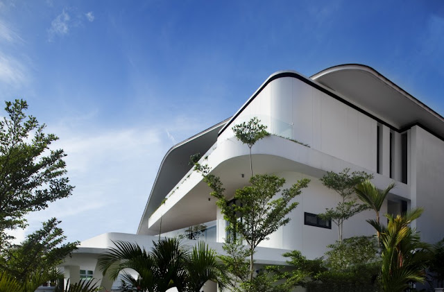 Beautiful home in Singapore