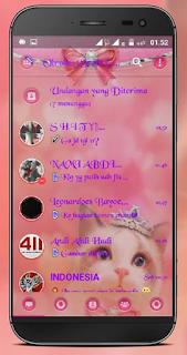 Droid Chat! V3.1.0.13 Meong Pussy Apk Terbaru