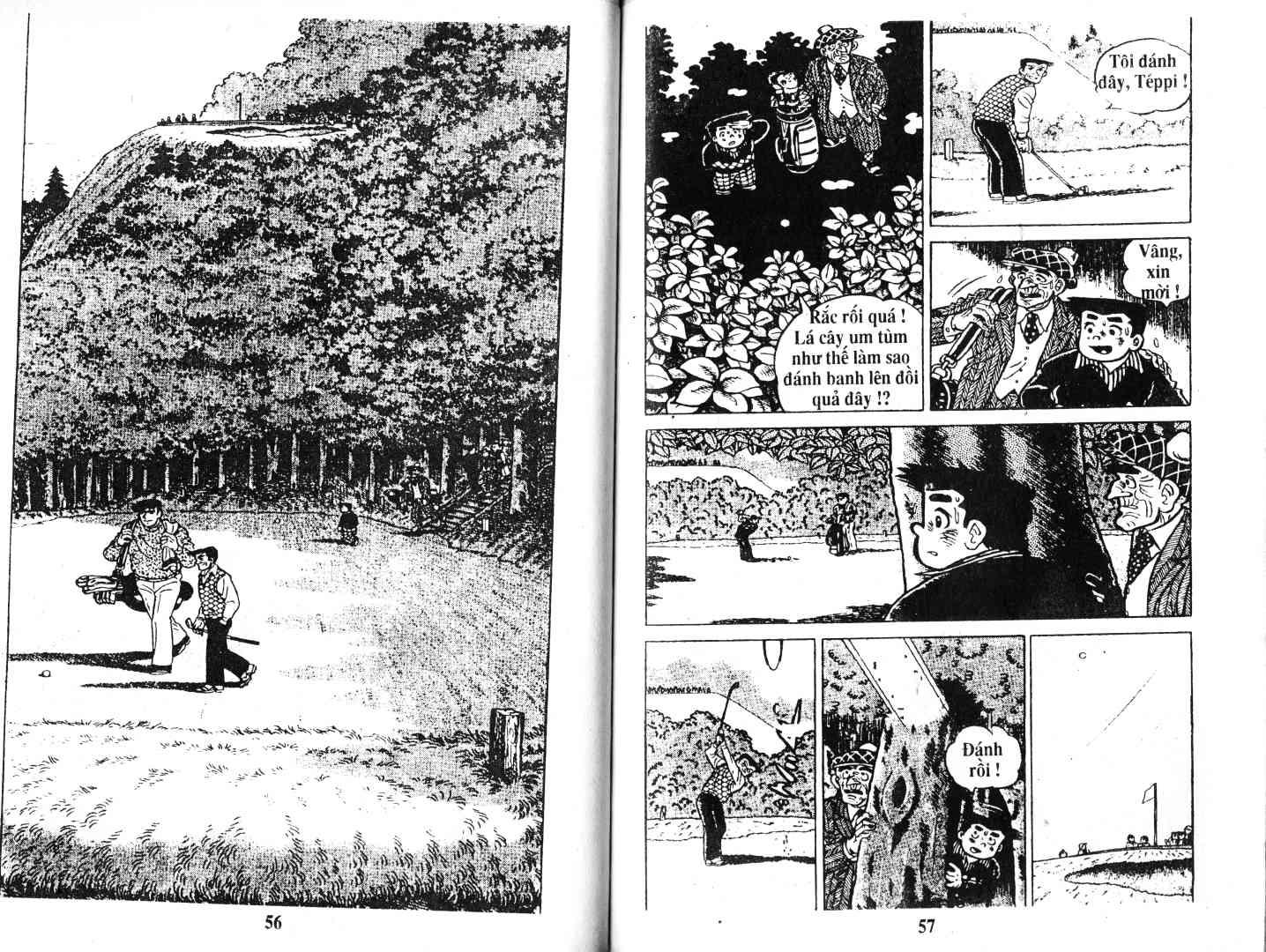 Ashita Tenki ni Naare chapter 52 trang 27