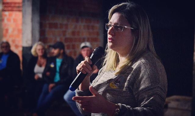 Roncador: Doutora Marília lidera pesquisas com 65,6% dos votos