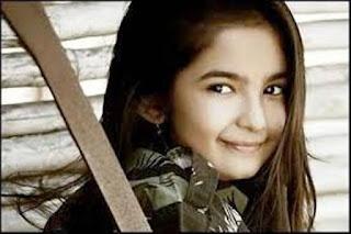 Anushka Sen dalam Film BaalVeer