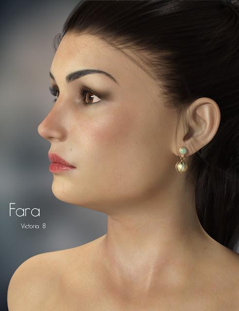 P3D Fara for Victoria 8