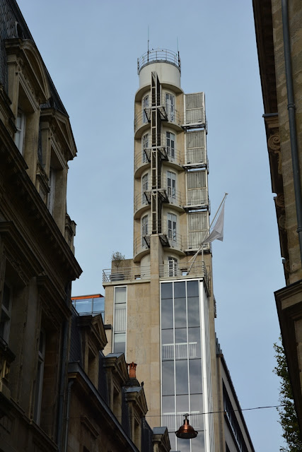 Bordeaux modern tower