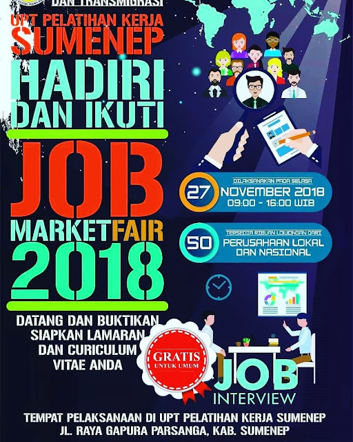 Job Fair Sumenep