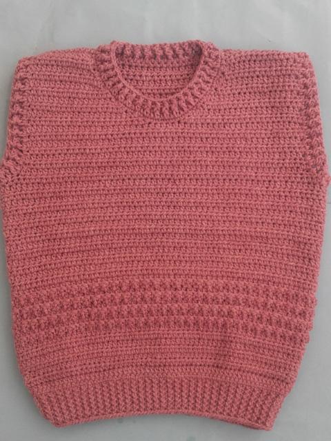9665e53b9661 Crochet - Crosia Free Patttern with Video Tutorials  Crochet Boy Vest