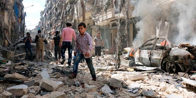 Alepo - Siria. El otro lado.