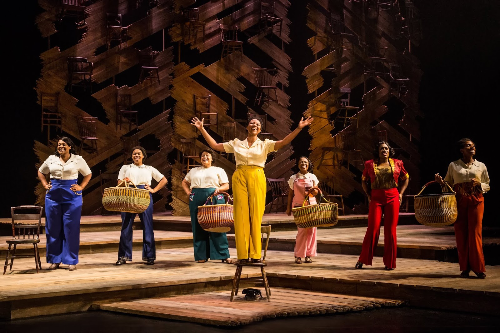 Ada Grey Reviews for You: Review of The Color Purple (Broadway in ...