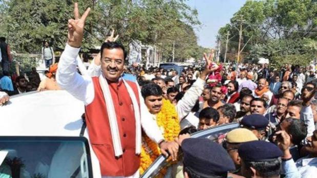 राहुल के जीजा आएं या बहन, अमेठी-रायबरेली में इस बार खिलेगा कमल: केशव प्रसाद मौर्य