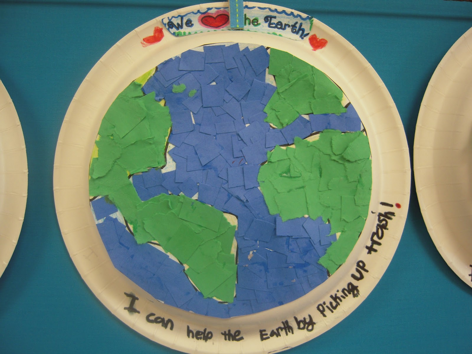 Totally Terrific In Texas Earth Day Mosaic