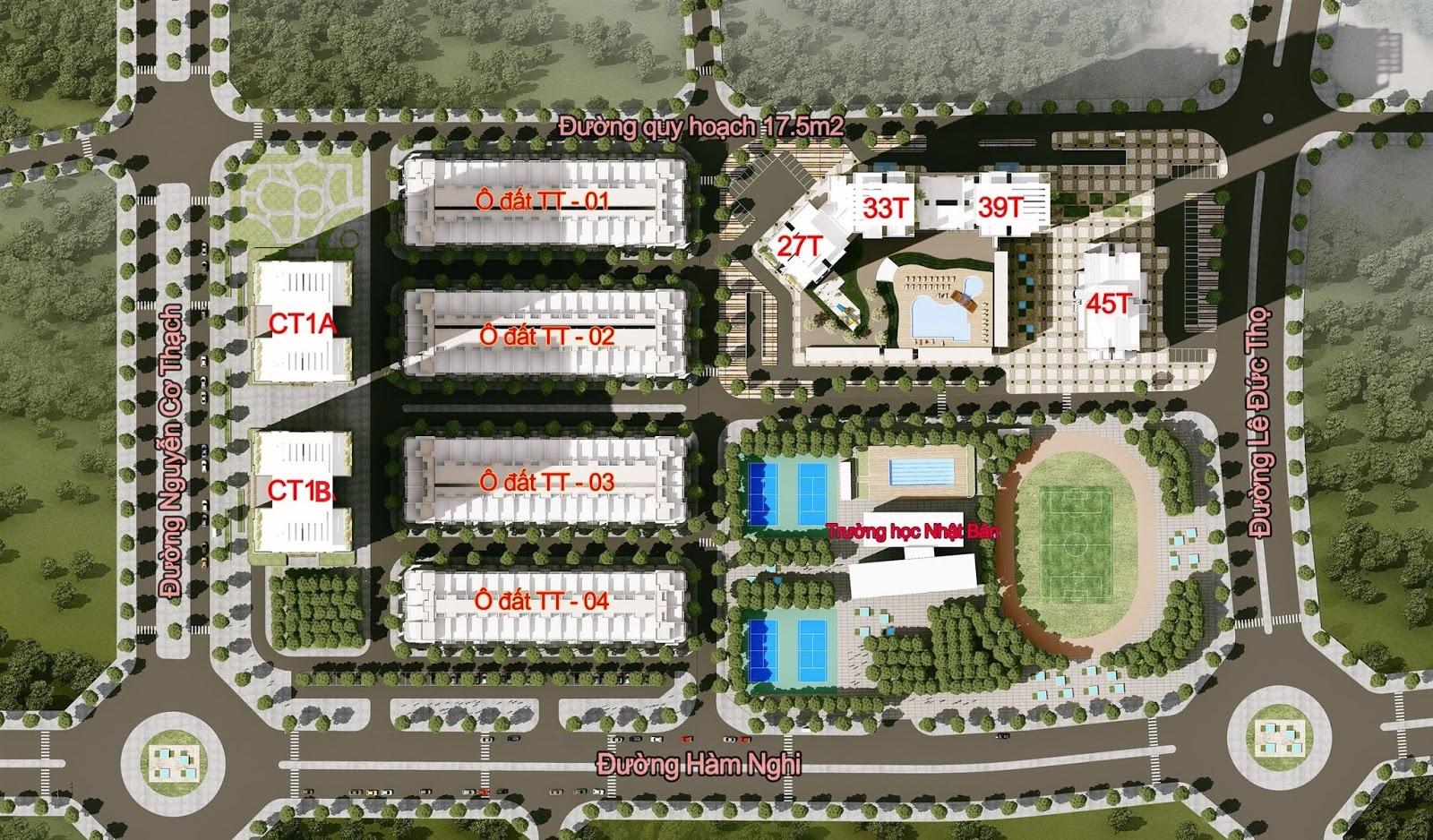 Tổng quan dự án Mon City