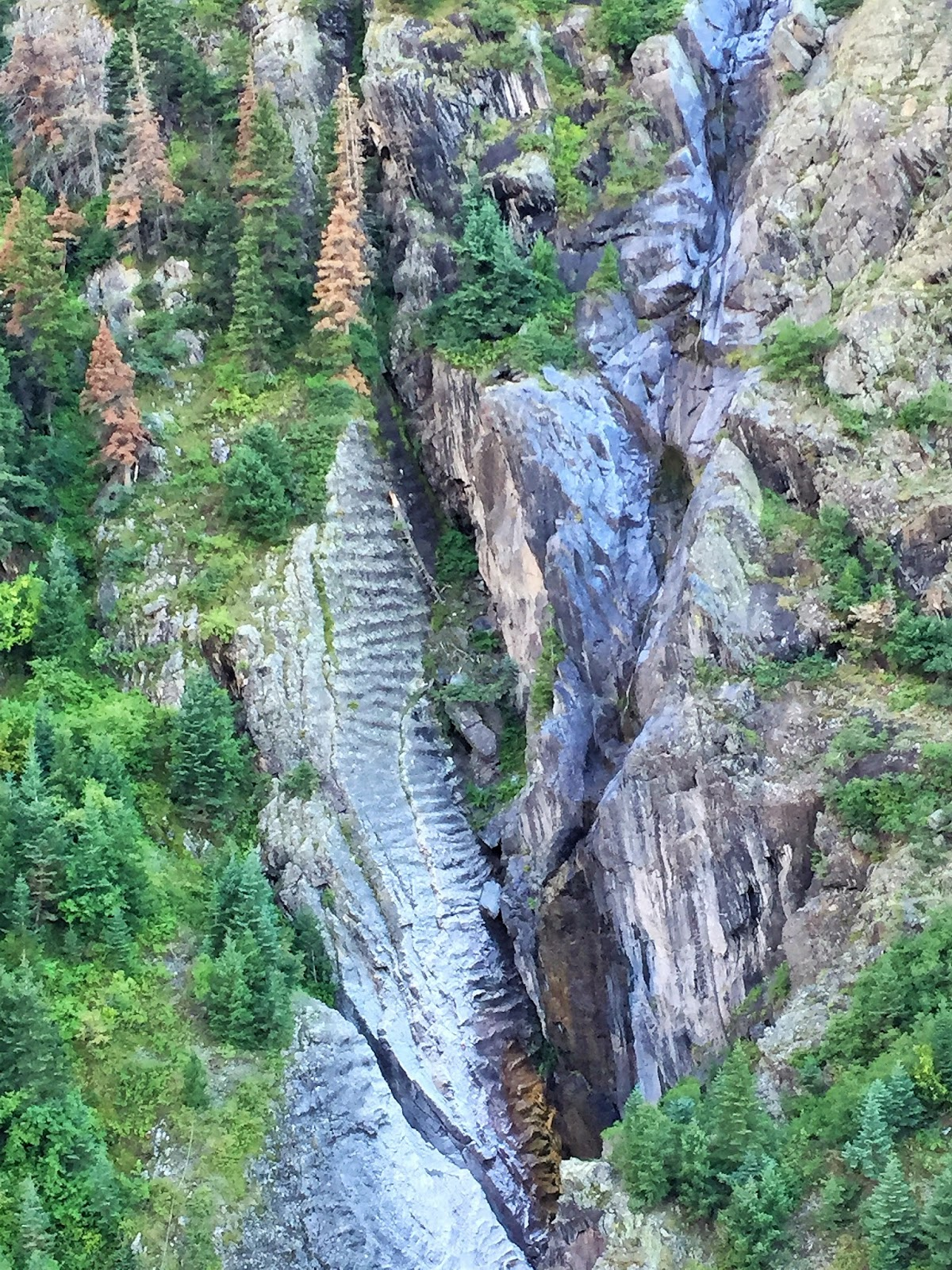 Tilting Geology