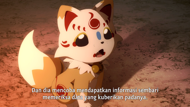 Katsugeki Touken Ranbu Episode 03 Subtitle Indonesia
