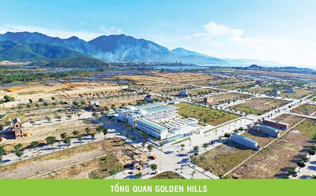 Tổng thể dự án Golden Hills
