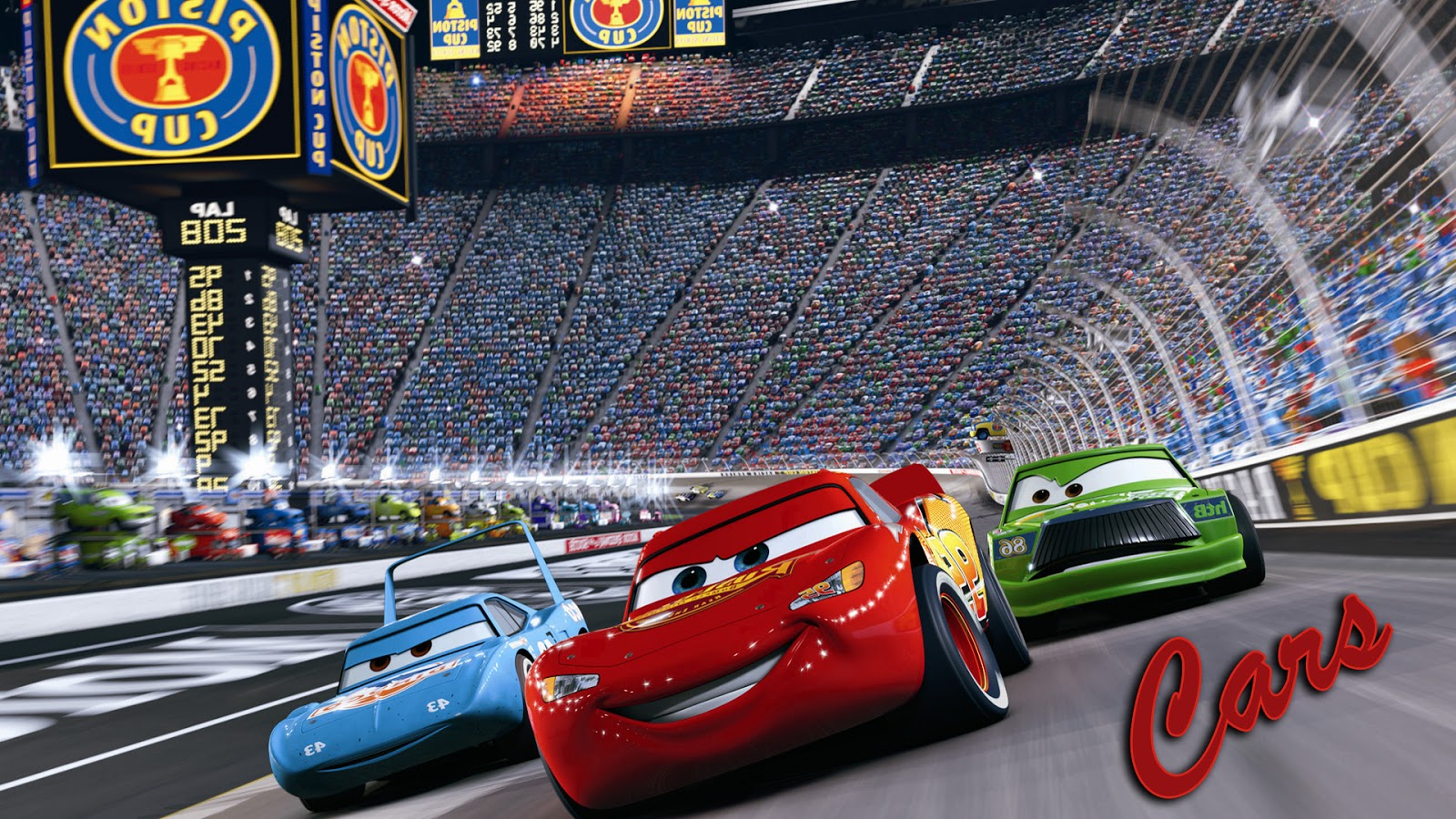 cars movie of cars hd wallpaper