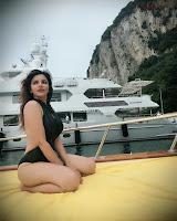 Shama Sikandar in Bikini Latest July 2018 Pics  Exclusive Pics 006.jpg