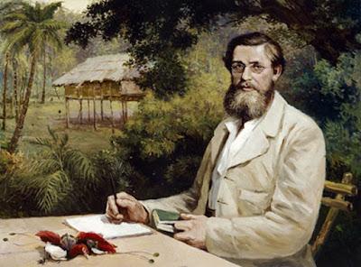Alfred Russel Wallace dan Pembagian Zona Fauna Indonesia