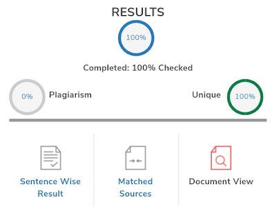 Cara Cek Plagiat Artikel di Web Dengan Benar