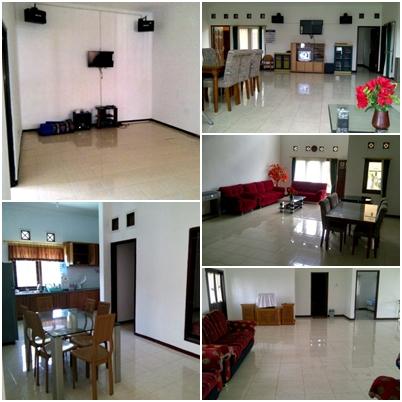 fasilitas villa rose kota batu