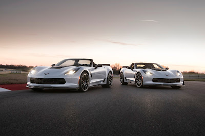 Corvette Carbon 65 Special Edition for 2018 models
