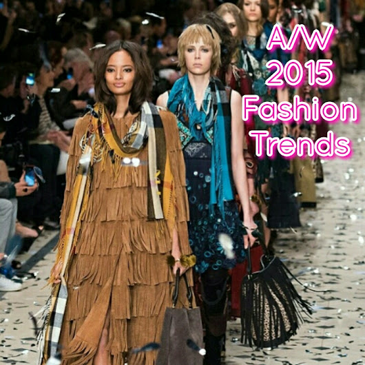 The Fashion Post | Winter '15 Fashion Trends | XxxLoveIsBeautyxxX