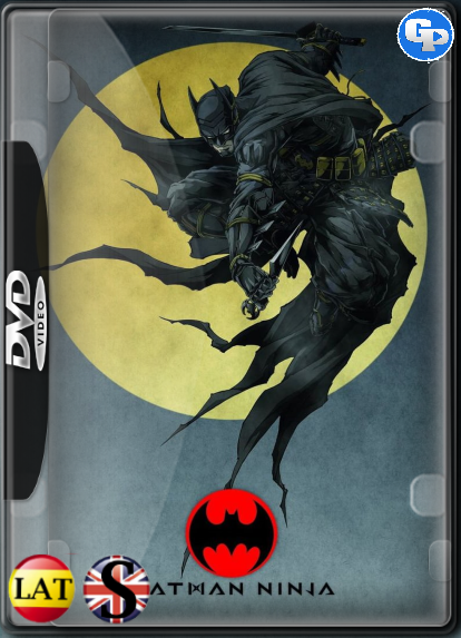 Batman Ninja (2018) DVD5 LATINO/INGLES