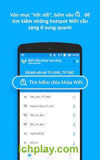 Tải Wifi Chìa Khóa Vạn Năng -Wifi Master Key APK Cho Android Mobile d