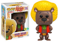 Pop! Animation: Hair Bear Bunch - Hair Bear - Brown