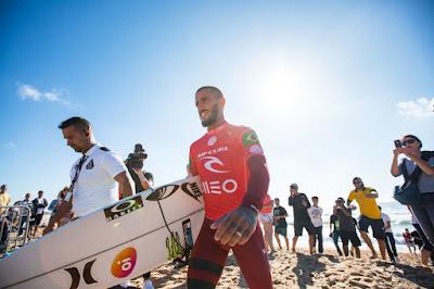 Gabriel Medina e Filipe Toledo se preparam para o título mundial de surfe