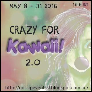 Crazy for kawaii