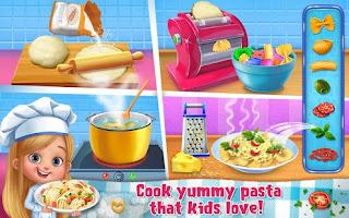 Chef Kids Mod APK