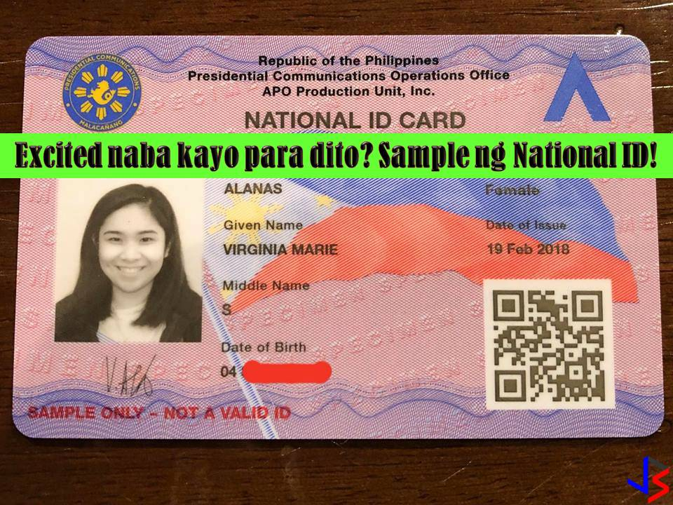 A mandatory national ID system in the Philippines has been a long debate. There are many people