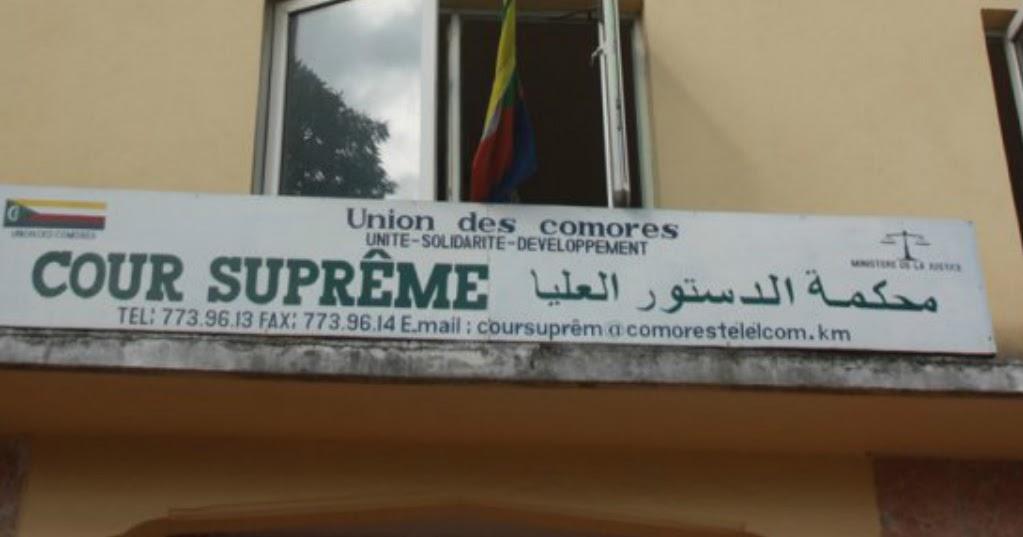 Kourou kourou, la cour suprême a validé les résultats de la mascarade électorale