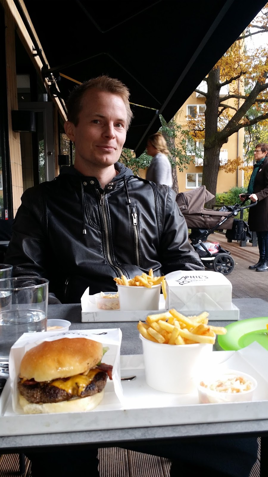 phils burger gärdet
