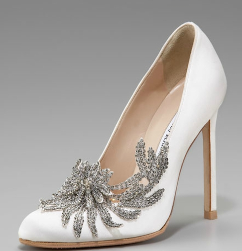 More Beautiful Wedding Shoes! : Have Your Dream Wedding