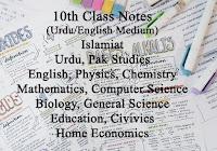 10th Class Pak Studies Notes PDF Download - Rashid Notes