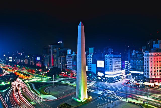 Fuso Horário na Argentina