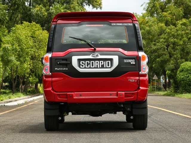 New mahindra scorpio automatic is on the cards wagenclub