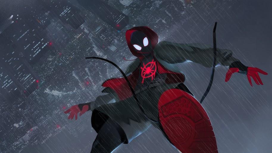 Miles Morales Spider Man Into The Spider Verse 13 Wallpaper