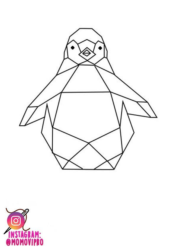 Patrones Bordado Animales Geometricos Momovipro