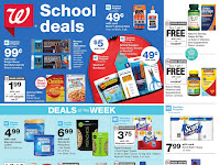 Walgreens Ad August 2 - 8, 2020 and 8/9/20